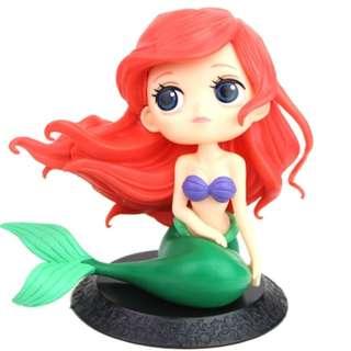 Princess cake topper  (little mermaid)