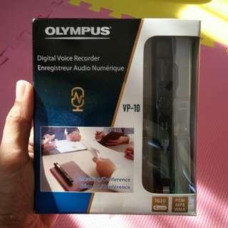 Olympus Audio Recorder