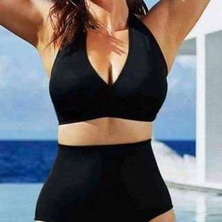 Swimsuit terno fits upto 2XL