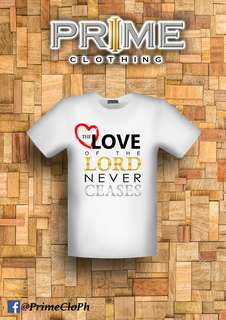 The Love of the Lord Never Ceases