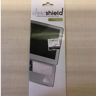 Clear Shield (Keyboard Protector)