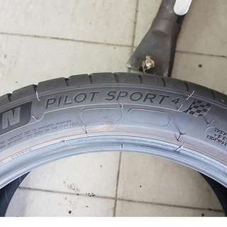 Used Michelin Pilot Sport 4 for Sale