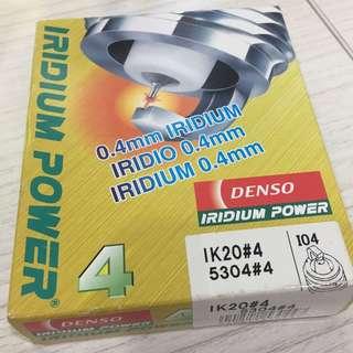 Genuine Denso Iridium Spark Plugs