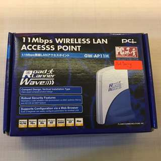11 Mbps Wireless LAN Access Point