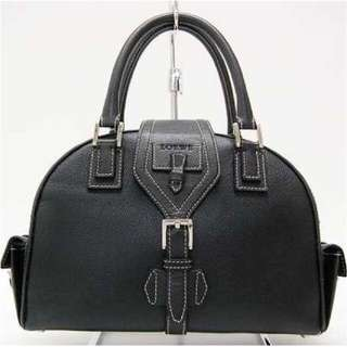 Authentic Loewe Bowler Bag Limited Re-edition 2006