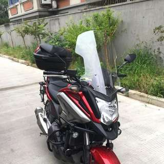 NC750X 2016 onwards 60cm WindScreen
