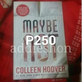 Maybe Nit by Colleen Hoover