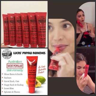 Lucas Papaw Ointment 25g viber +639277540901