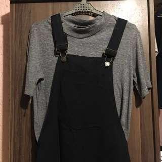 Jumper Dress Black