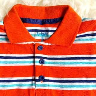 Polo shirt kids brand kidgets