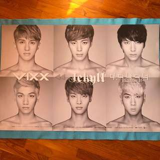[Ready Stocks] VIXX- Official Posters
