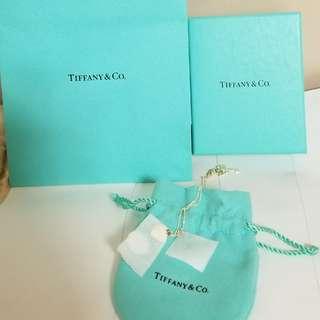 Tiffany & Co.心心頸鏈