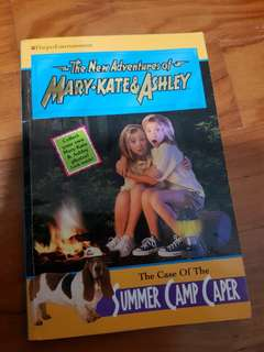 The case of the Summer camp caper