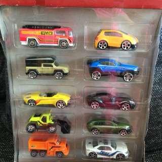 Fast Lane Cars (Die Cast)