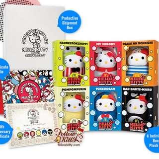 Hello Kitty Bubbly World (Full set)