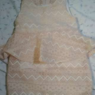 Baby dress 1 to 3yrs old