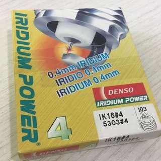 Genuine Denso Iridium Spark Plugs IK16