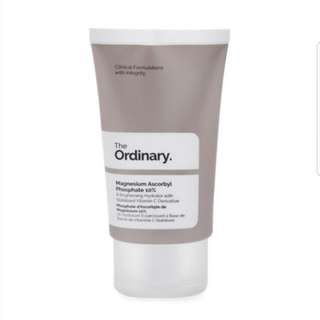 THE ORDINARY - Magnesium Ascorbyl Phosphate 10%