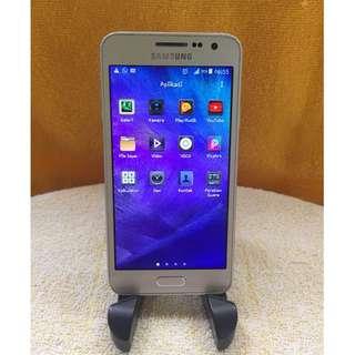 Samsung Galaxy a3 2015 Gold Batangan Mulus 95%