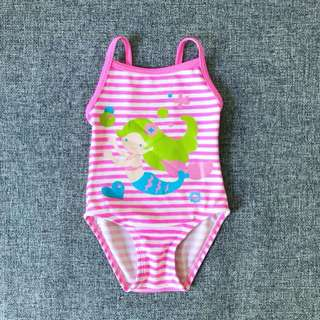 (6-12 mths / Size 18J) Mermaid Swimsuit