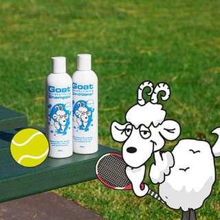 Goat Moisturising Shampoo