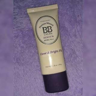 Etude BB Cream Cover & Bright