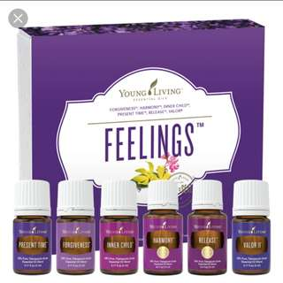 Young Living essential oil kit - Feeling