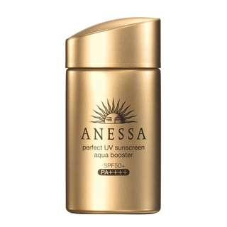 ANESSA PERFECT UV SUNSCREEN AQUA BOOSTER