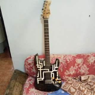 Electric guitar Rs