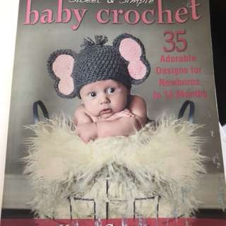 Crochet babies stuff by mail pls add $3 for postage bot not used