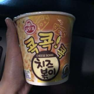Cheese Bokki-Korean Noodles