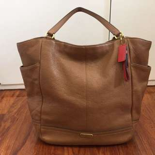 Barely Used Coach Bucket Bag