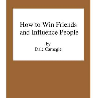 Free ebook How to win Friend n influence people