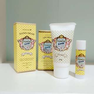 Pineapple Hand Cream from Japanese Brand Franche Lippee