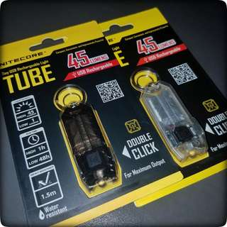 Nitecore Tube 45 Lumen