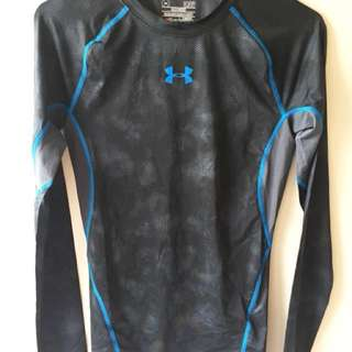 Authentic Under Armour Compression Shirt BNWT