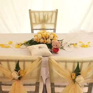 Affordable budget solemnization wedding package deal