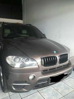 Bmw x5 type 3.5 business tahun 2012