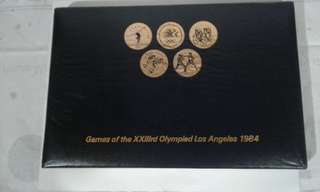 Commemorative transit fare tokens of the 1984 Los Angeles Olympics