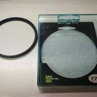 77mm multicoat UV Filter