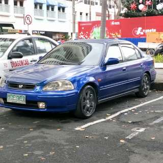 Honda civic lxi 97