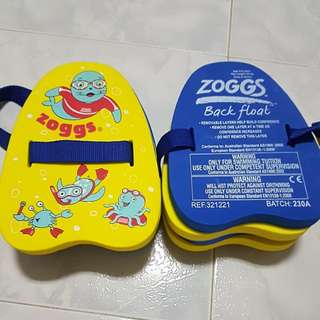 Preloved Zoggs Swimming Float