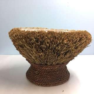 🚚 稻草 碗公 花盆 木桶 花籃 竹籃 花瓶 杯子 盤子 茶壺 茶具