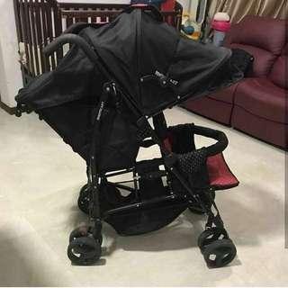 Merricart Tandem Stroller