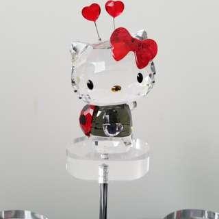Swarovski Hello Kitty (甲蟲)