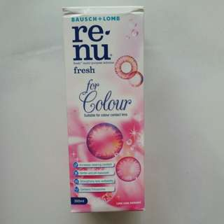 Bausch+Lome Renu Fresh for Colour