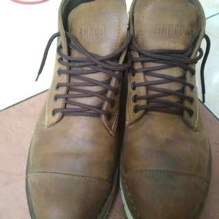 Brodo alpha choco tan is (size 41)