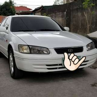 Toyota camry 2001 gxe