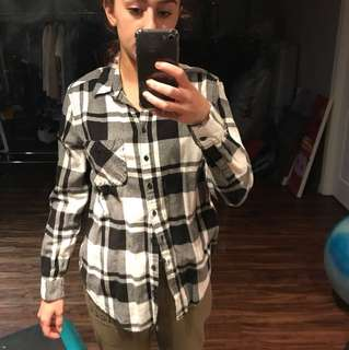 Flannel from Garage