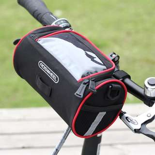 Roswheel handlebar bag for bicycles, scooters, sports bag